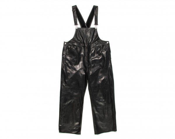 20s LEATHER OVERALL