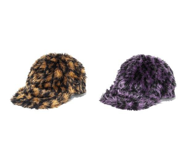 LEOPARD BOA CAP