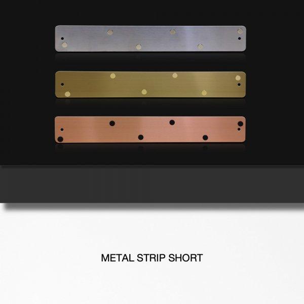 メタル ストリップ ショート おしゃれな 壁掛け マグネットボード