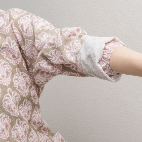 Latelier 2WAY家事ワンピ 「Audrey(オドレイ)」