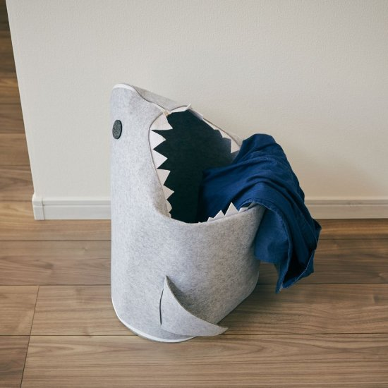 折りたたみフェルトストレージ「shark(シャーク)」
