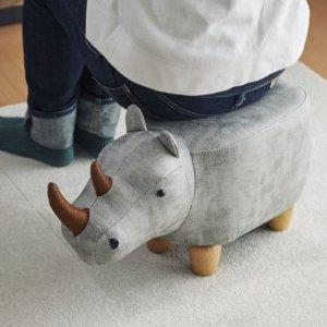 En Fance サイモチーフのスツール 「Rhino Jr. リノ ジュニア」