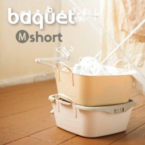 stacksto, スタックストー「baquet バケット」M short