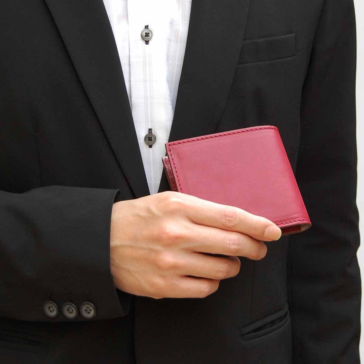 二つ折り財布2