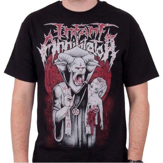 Infant Annihilator / インファント・アナイアレーター -  Demon. Tシャツ【お取寄せ】