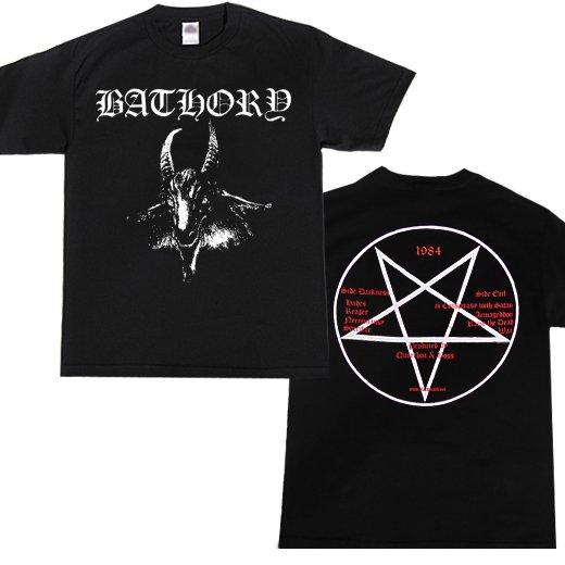 Bathory / バソリー - Goat. Tシャツ【お取寄せ】