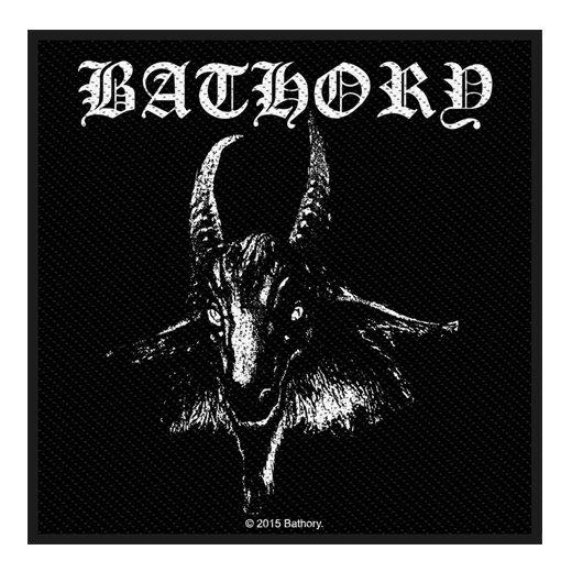 Bathory / バソリー - Goat. パッチ【お取寄せ】