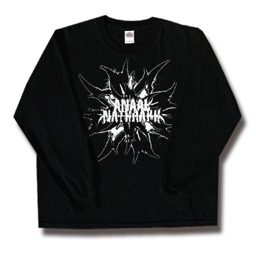 Anaal Nathrakh / アナール・ナスラック - Domine Non Es Dignus. ロングスリーブTシャツ【お取寄せ】