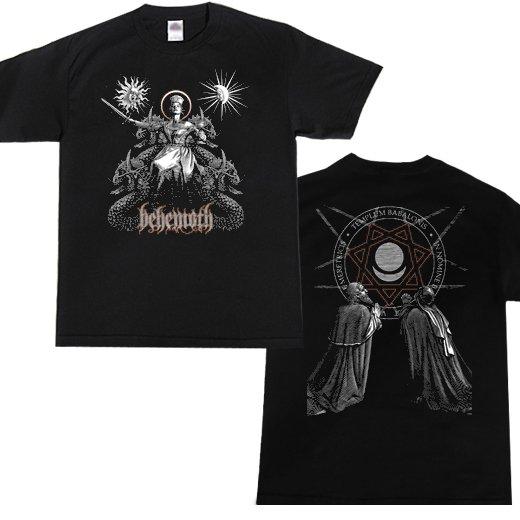 Behemoth / ベヒーモス - Evangelion. Tシャツ【お取寄せ】