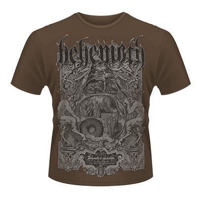 Behemoth / ベヒーモス - Leviathan. Tシャツ【お取寄せ】