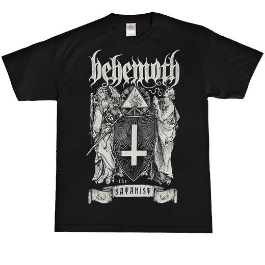 Behemoth / ベヒーモス - The Satanist. Tシャツ【お取寄せ】