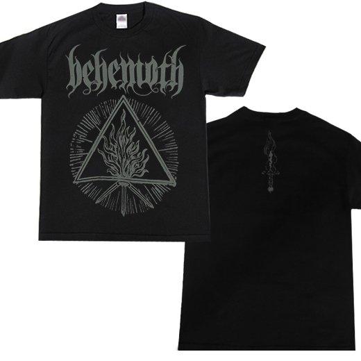Behemoth / ベヒーモス - Furor Divinus. Tシャツ【お取寄せ】