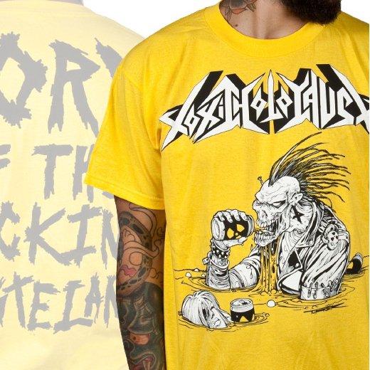 Toxic holocaust / トキシック・ホロコースト - Lord Of The Wasteland. Tシャツ【お取寄せ】
