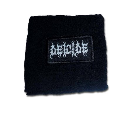 Deicide / ディーサイド - Logo. リストバンド【お取寄せ】