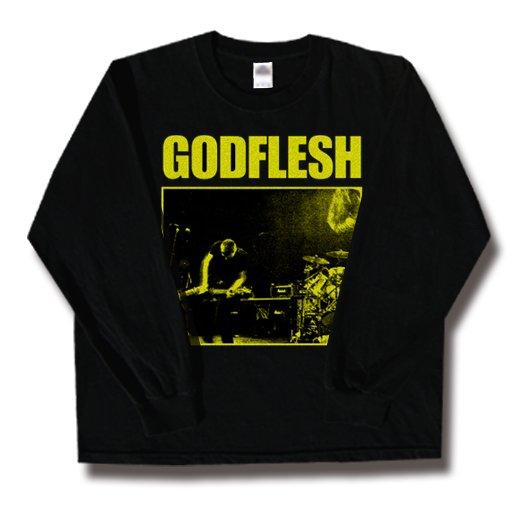 Godflesh / ゴッドフレッシュ - Slateman. ロングスリーブTシャツ【お取寄せ】