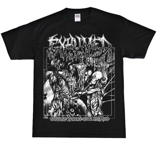 【お取寄せ】Exhumed / イグジュームド - Garbage Days. Tシャツ