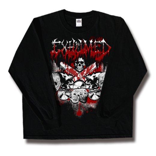 【お取寄せ】Exhumed / イグジュームド - Let It Be. ロングスリーブTシャツ