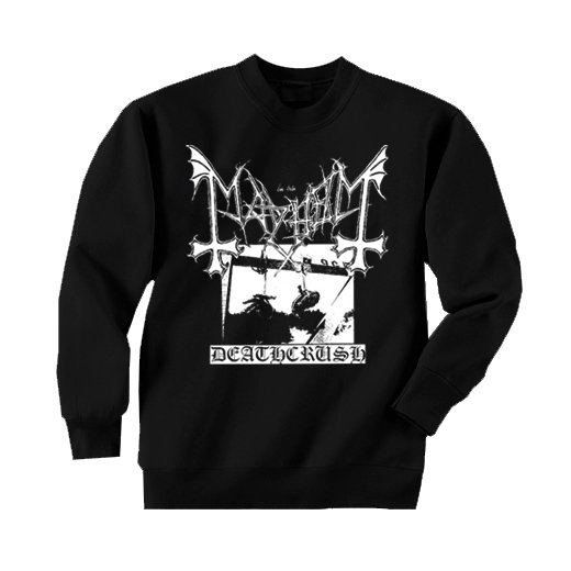 Mayhem / メイヘム - Deathcrush. トレーナー【お取寄せ】