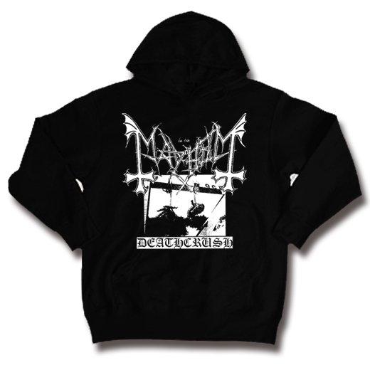 Mayhem / メイヘム - Deathcrush. パーカー【お取寄せ】