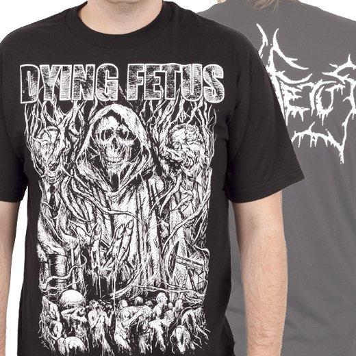 Dying Fetus / ダイイング・フィータス - Old School. Tシャツ【お取寄せ】