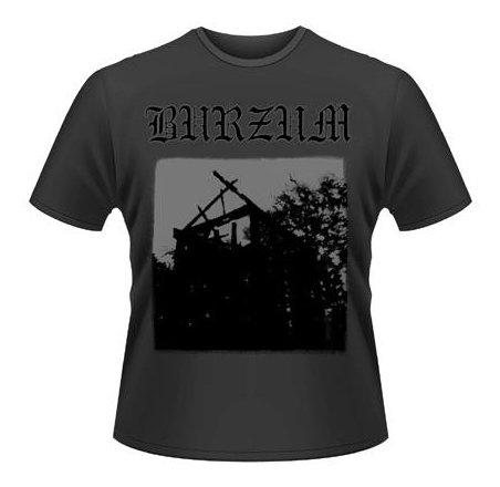 Burzum / バーズム - Aske (Grey). Tシャツ【お取寄せ】