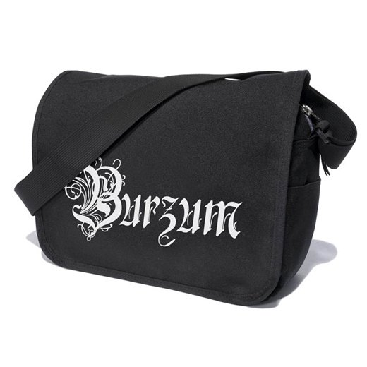 Burzum / バーズム - Aske 2013. メッセンジャーバッグ【お取寄せ】
