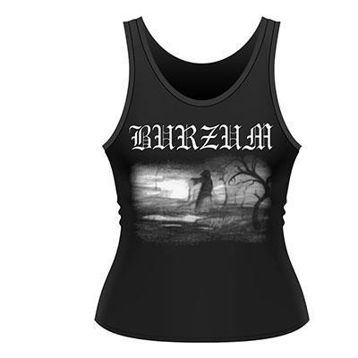 Burzum / バーズム - Burzum 2014. レディースタンクトップ【お取寄せ】