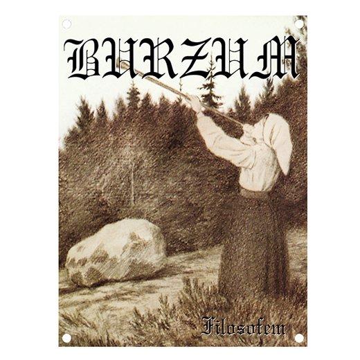 Burzum / バーズム - Filosofem. フラッグ【お取寄せ】