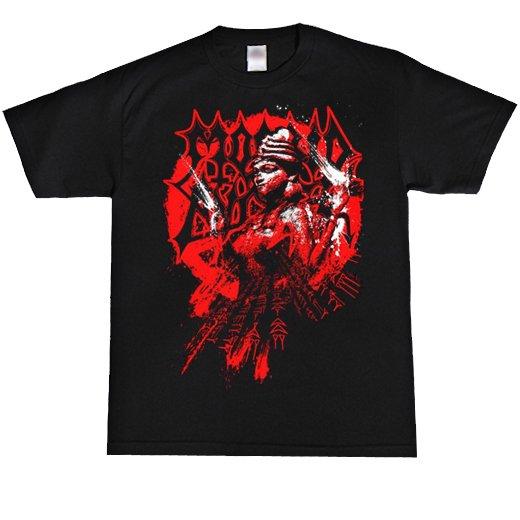 Morbid Angel / モービッド・エンジェル - Red Inanna. Tシャツ【お取寄せ】