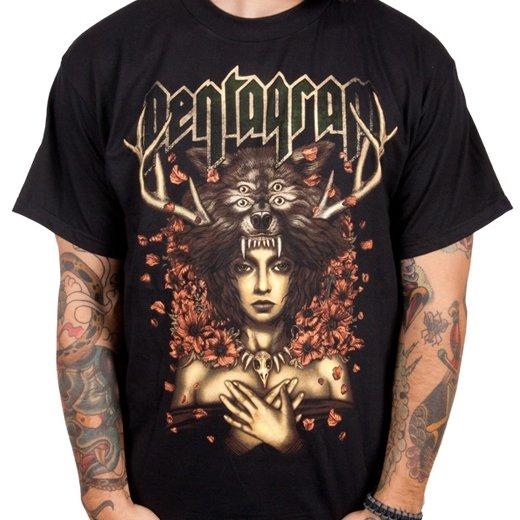Pentagram / ペンタグラム - Priestess. Tシャツ【お取寄せ】