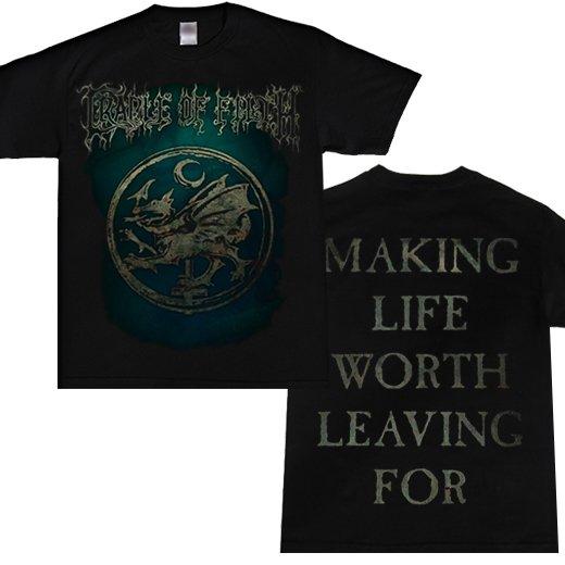 Cradle Of Filth / クレイドル・オブ・フィルス - The Order. Tシャツ【お取寄せ】