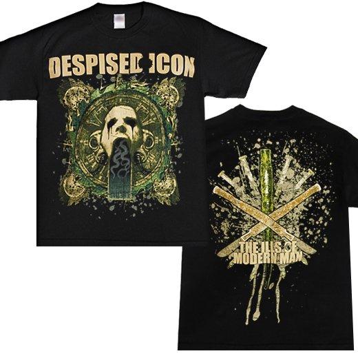 Despised Icon / ディスパイズド・アイコン - The Ills of Modern Man. Tシャツ【お取寄せ】