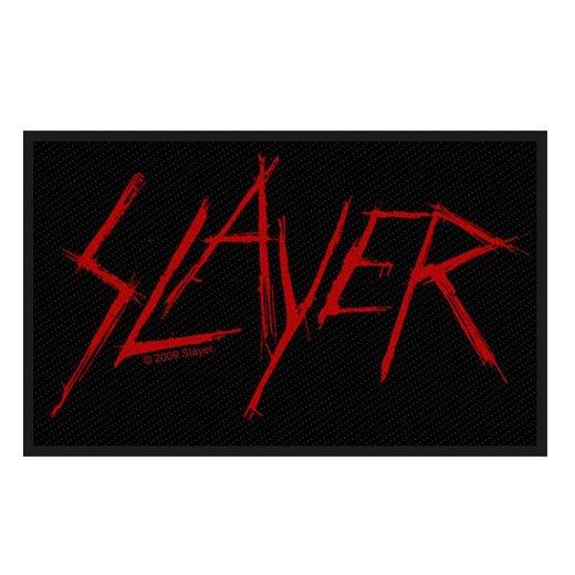 Slayer / スレイヤー - Logo. パッチ【お取寄せ】