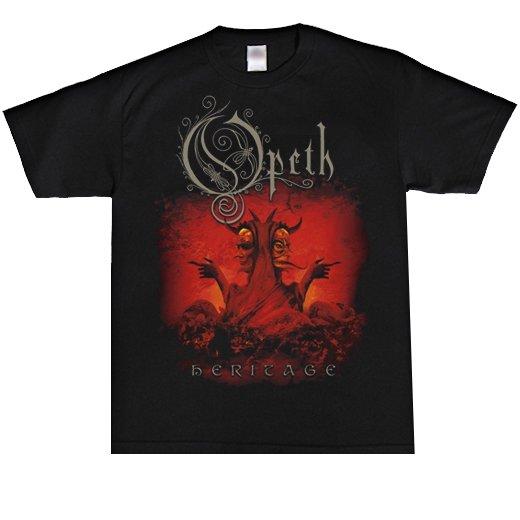 Opeth / オーペス - Heritage. Tシャツ【お取寄せ】