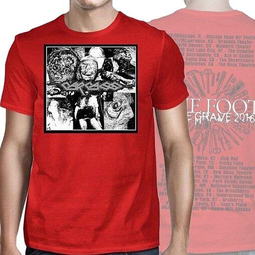 Carcass / カーカス - Putrefaction Summer 2016. Tシャツ【お取寄せ】