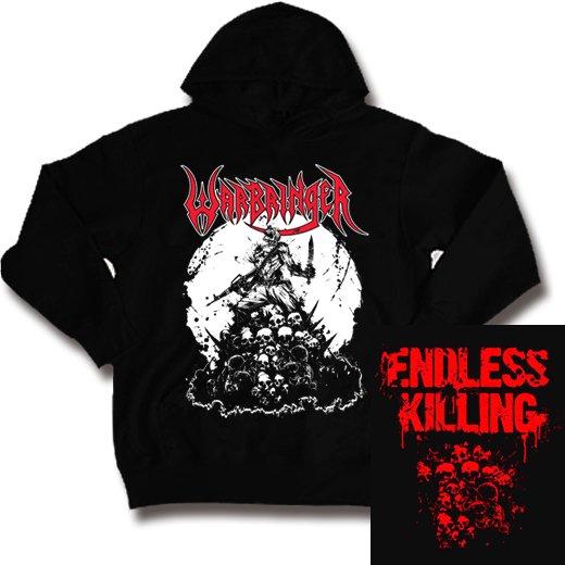 Warbringer / ウォーブリンガー - Endless Killing. パーカー【お取寄せ】