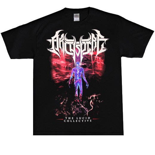 Archspire /  アークスパイア - The Lucid Collective. Tシャツ【お取寄せ】