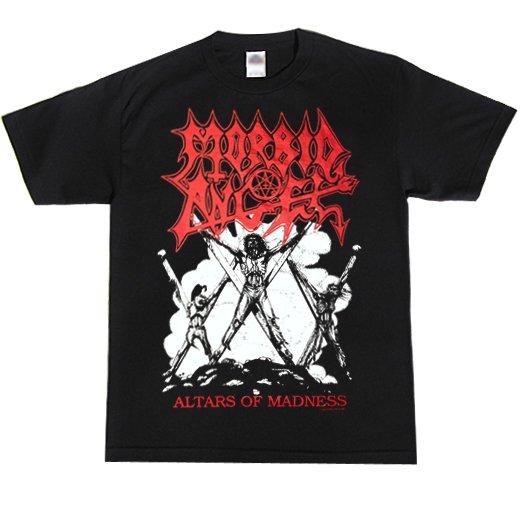 Morbid Angel / モービッド・エンジェル - Altars Of Madness. Tシャツ【お取寄せ】