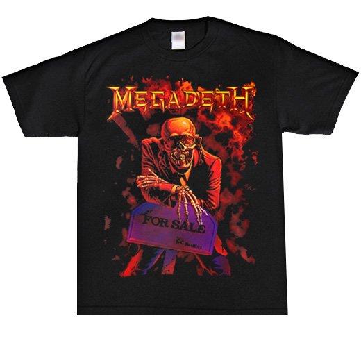 Megadeth / メガデス - Peace Sells. Tシャツ【お取寄せ】