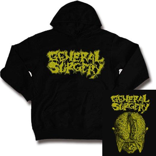 【即納商品】General Surgery / ジェネラル・サージェリー - Brain. パーカー(XLサイズ)