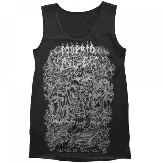 Morbid Angel / モービッド・エンジェル - Altars Of Madness. メンズタンクトップ【お取寄せ】