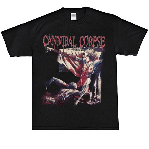 【即納商品】Cannibal Corpse / カンニバル・コープス - Tomb. Tシャツ(Mサイズ)