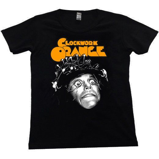 Clockwork Orange / 時計じかけのオレンジ - Alex. レディースTシャツ【お取寄せ】