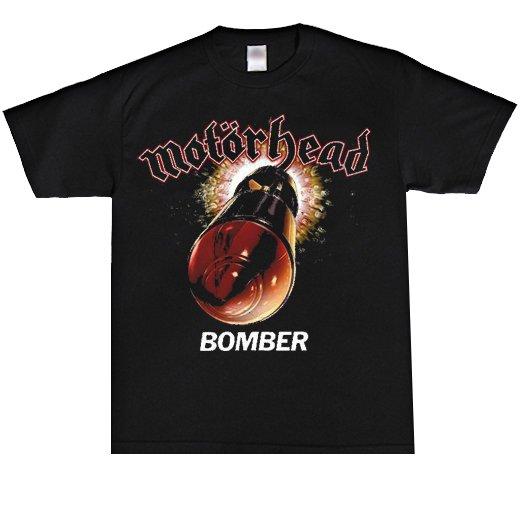 Motorhead / モーターヘッド - Bomber. Tシャツ【お取寄せ】