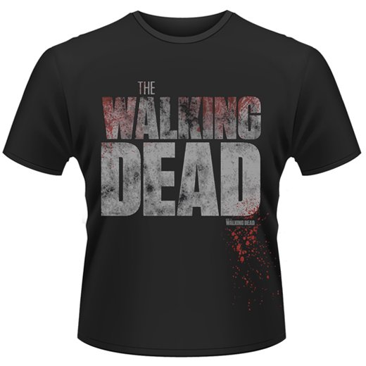 <img class='new_mark_img1' src='https://img.shop-pro.jp/img/new/icons1.gif' style='border:none;display:inline;margin:0px;padding:0px;width:auto;' />The Walking Dead / ウォーキング・デッド - Splatter. Tシャツ【お取寄せ】
