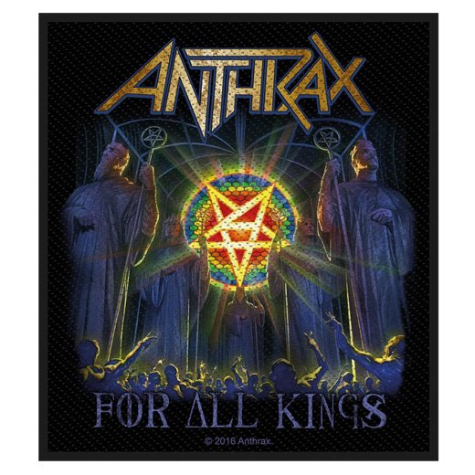 Anthrax / アンスラックス - For All Kings. Tシャツ【お取寄せ】