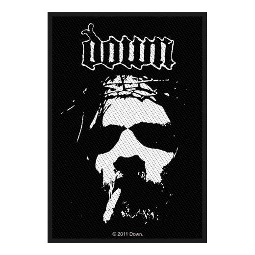 <img class='new_mark_img1' src='https://img.shop-pro.jp/img/new/icons1.gif' style='border:none;display:inline;margin:0px;padding:0px;width:auto;' />Down / ダウン - Smoking Jesus. パッチ【お取寄せ】