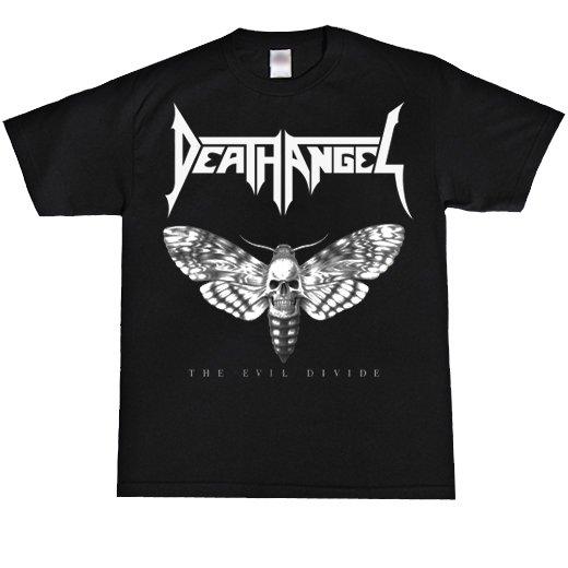 【即納商品】Death Angel / デス・エンジェル - Evil Divide. Tシャツ(Lサイズ)