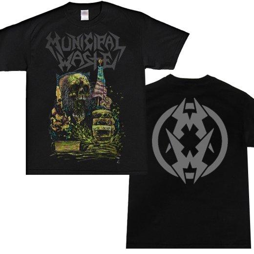 Municipal Waste / ミュニシパル・ウェイスト - Judgement MW. Tシャツ【お取寄せ】