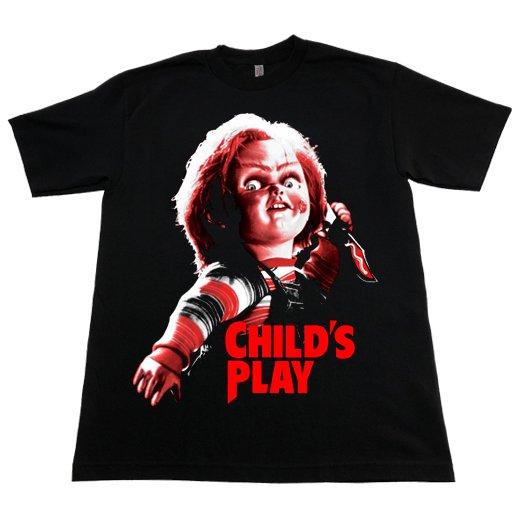 Child's Play / チャイルド・プレイ - Chucky. Tシャツ【お取寄せ】